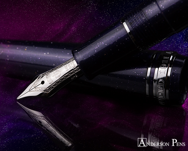 #wtf Sailor Pro Gear Slim Purple Cosmos