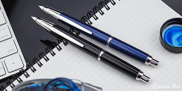 #wtf Pilot Decimo Blue and Pilot Decimo Black