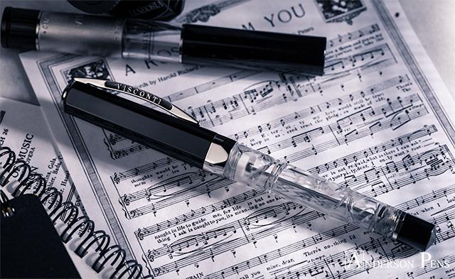 #wtf - Visconti Opera Master Silver Dust