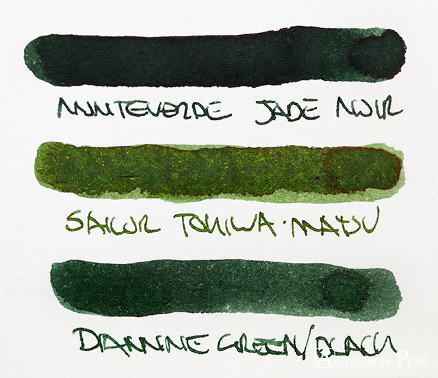 thINKthursday Monteverde Jade Noir