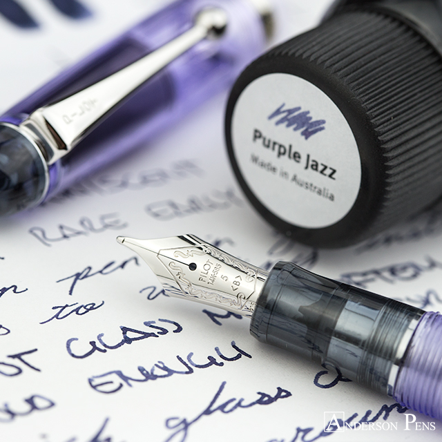 thINKthursday - Robert Oster Purple Jazz