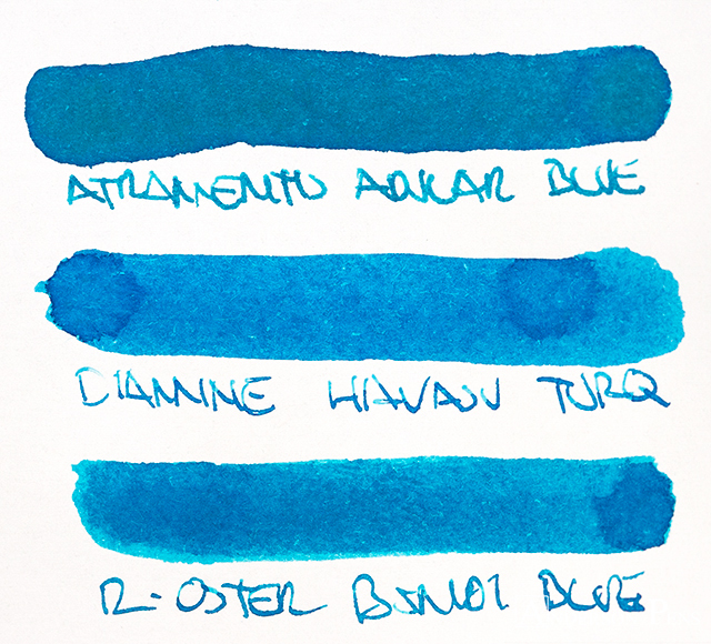 thINKthursday De Atramentis Adular Blue