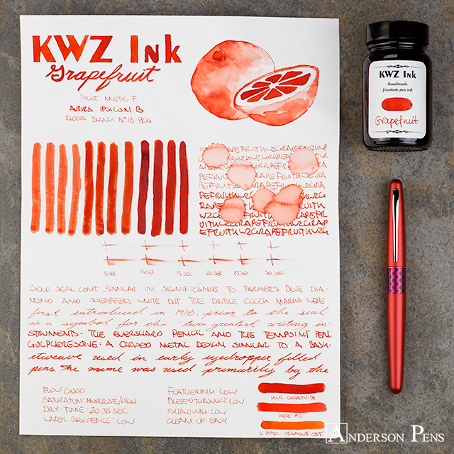 thINKthursday KWZ Grapefruit