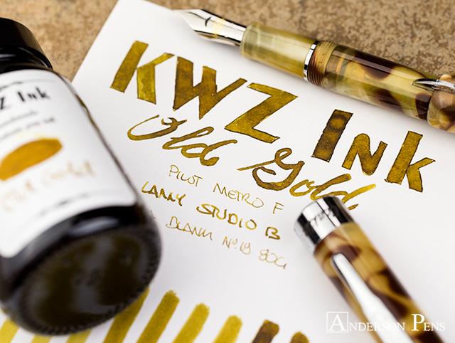 thINKthursday - KWZ Old Gold