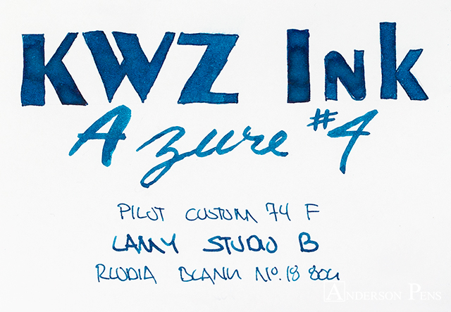 KWZ Azure No. 4 thINKthursday