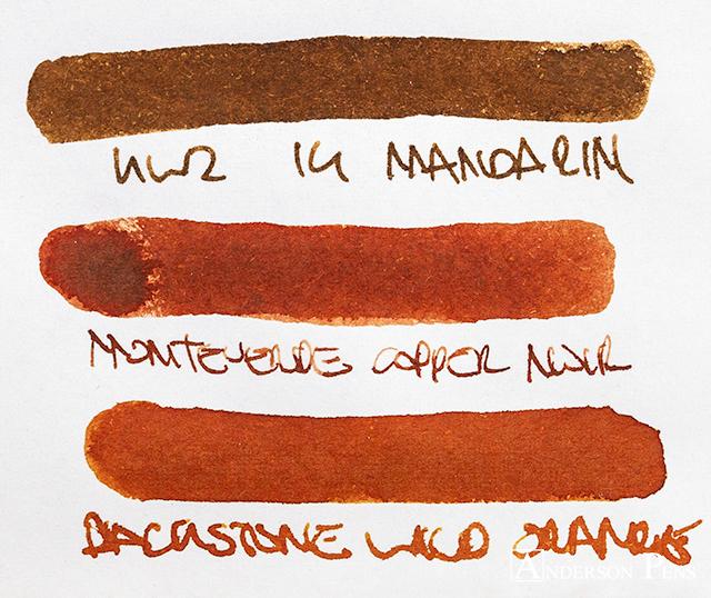 thINKthursday - KWZ Iron Gall Mandarin