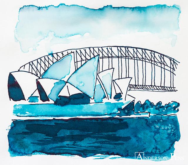 thINKthursday Blackstone Sydney Harbor Blue