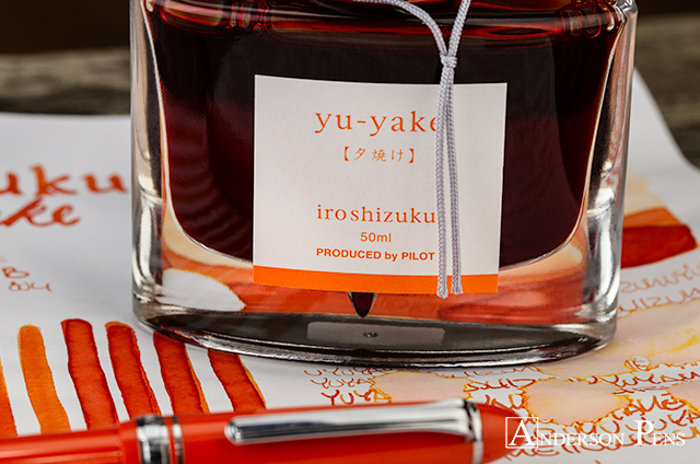 thINKthursday - Iroshizuku Yu-Yake