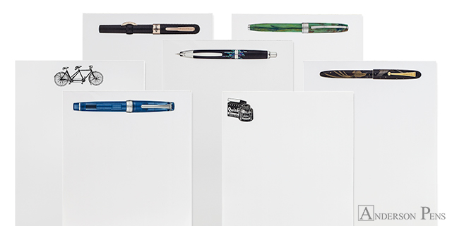Anderson Pens Notepads