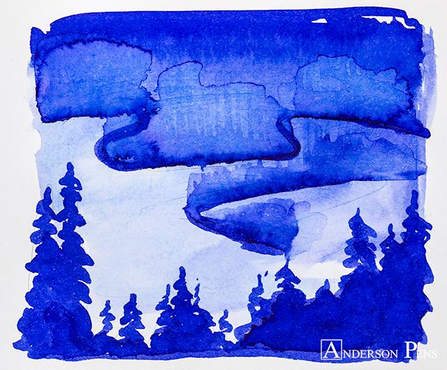 thINKthursday - Platinum Aurora Blue