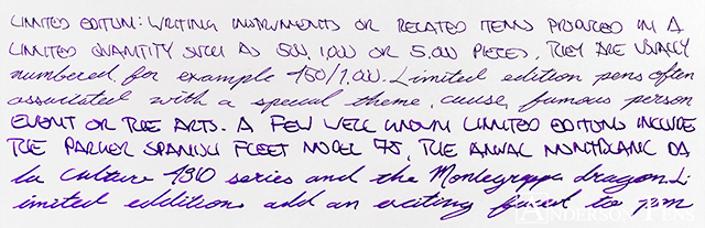 thINKthursday - Monteverde Wisdom Purple