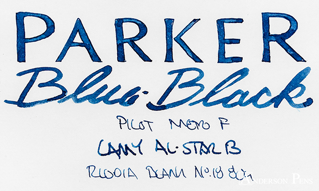 thINKthursday - Parker Blue-Black