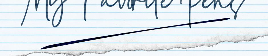 Anderson Pens - My Favorite Pens - Esterbrook Pastel Set in Orchid