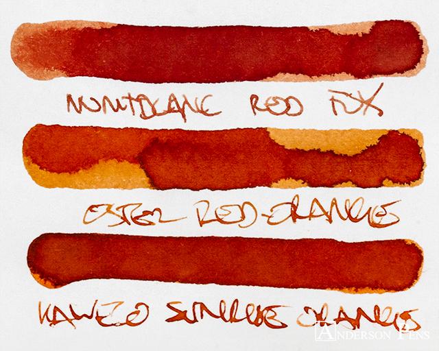 thINKthursday - MontBlanc Red Fox