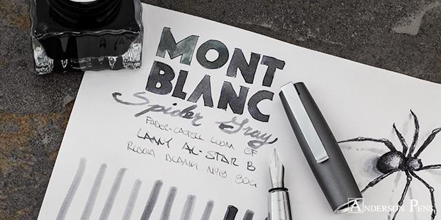 thINKthursday - Montblanc Web Grey