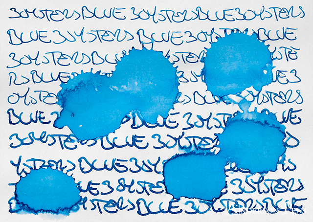 thINKthursday - 3 Oysters Blue