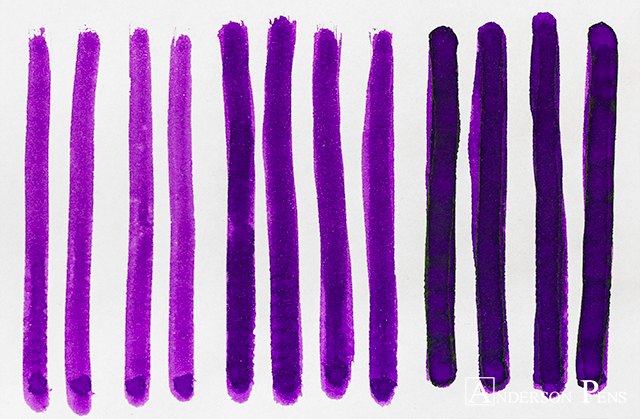 thINKthursday - Waterman Tender Purple