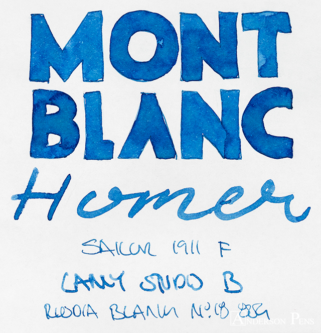thINKthursday - MontBlanc Homer