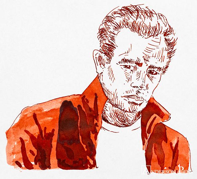 thINKthursday - MontBlanc James Dean Rebel Red