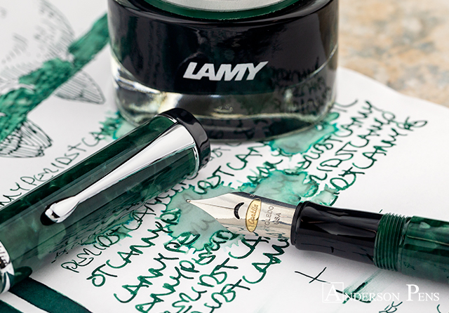 thINKthursday - LAMY Peridot