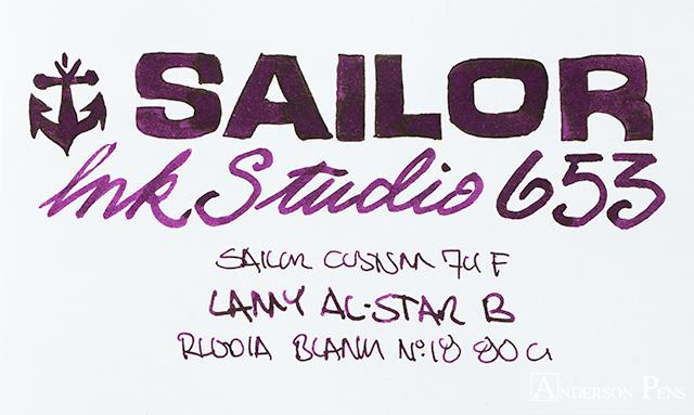 thINKthursday - Sailor Ink Studio 653