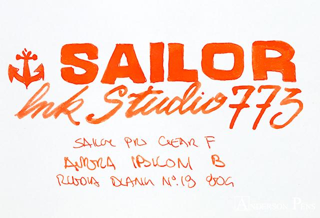 thINKthursday - Sailor Ink Studio 773