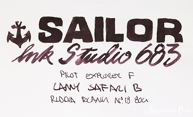 thINKthursday - Sailor Ink Studio 683