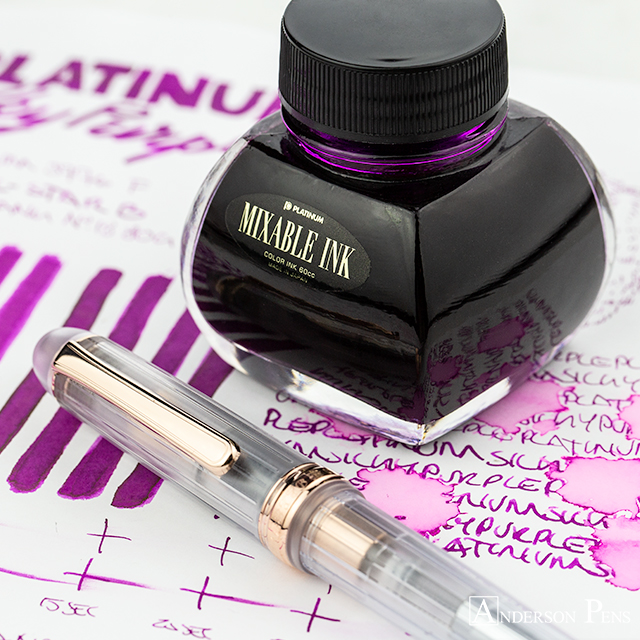thINKthursday - Platinum Mix-Free Silky Purple