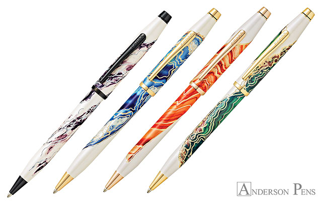 Lisa's Favorite Ballpoints - Cross Wanderlust