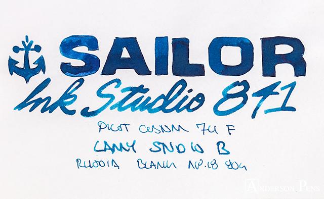 thINKthursday - Sailor Ink Studio 841