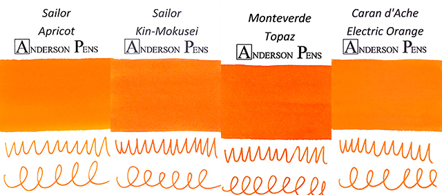 Sailor Apricot Alternatives